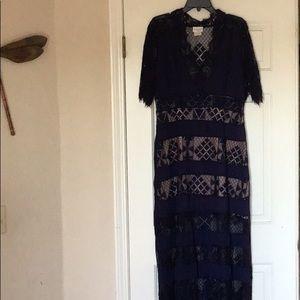 Foxiedox midi dress